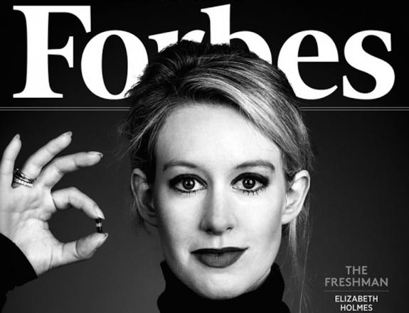 Is the Media Going Too Far in Exposing the Theranos Founder's Ugly Side?