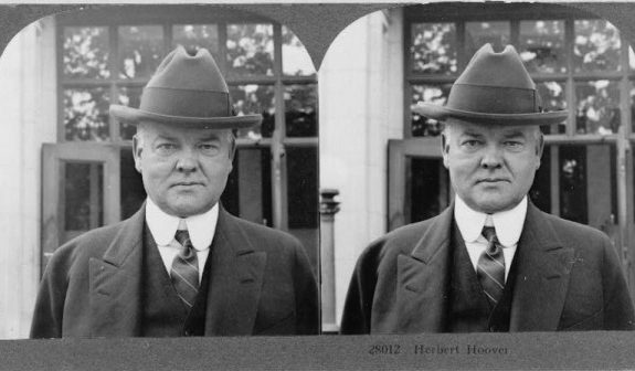 What Herbert Hoover Can Still Teach Us About Capitalism