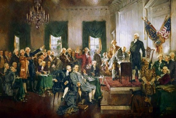 What Did 'Natural-Born' American Even Mean in 1776?