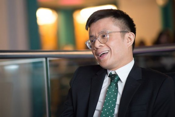 The NY Times' Sewell Chan Fears for U.S. Democracy