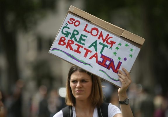 "Searching to Become ""Great"" Again, British Voters Ignored Their More Recent Imperial Past"