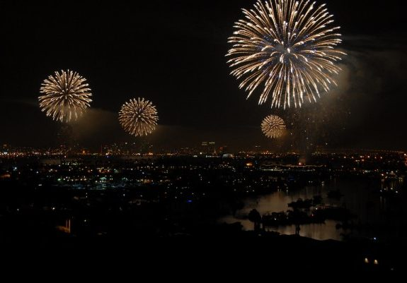 San Diego Is California's Most American City, and the Best Place to Spend July 4