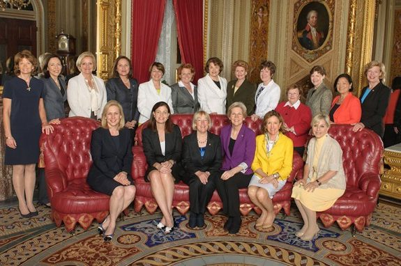 Why the U.S. Senate Needs at Least 20 Women to Actually Get Work Done