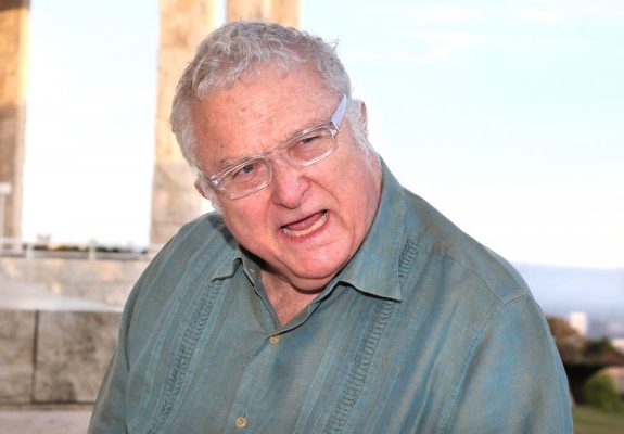 Randy Newman Doesn't Know Anyone Who Lives in Bel-Air, but He Sure Likes the Trees