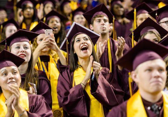 If Politics Has You Down, Crash a Graduation Ceremony