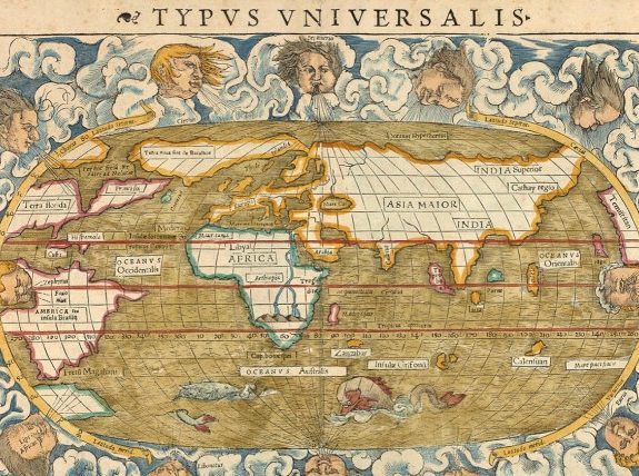 What Happens When Gorgeous Ancient Maps Go Digital?