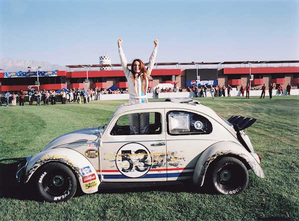 In 2005, Disney released Herbie Fully Loaded, the first film to feature the anthropomorphic Love Bug since 1980's Herbie Goes Bananas.