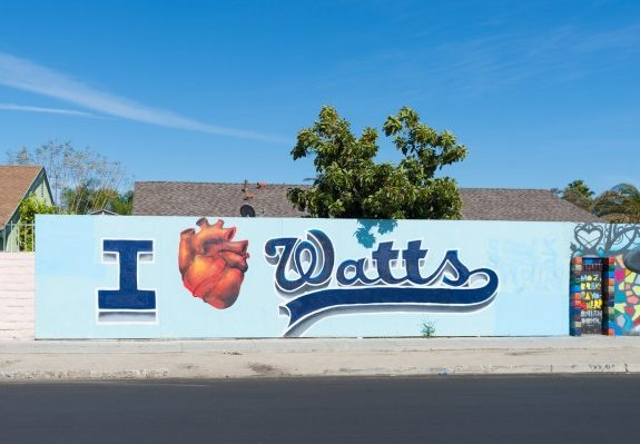 Its No Secret to Residents That Watts Is Improving Much Faster Than Its Reputation Is