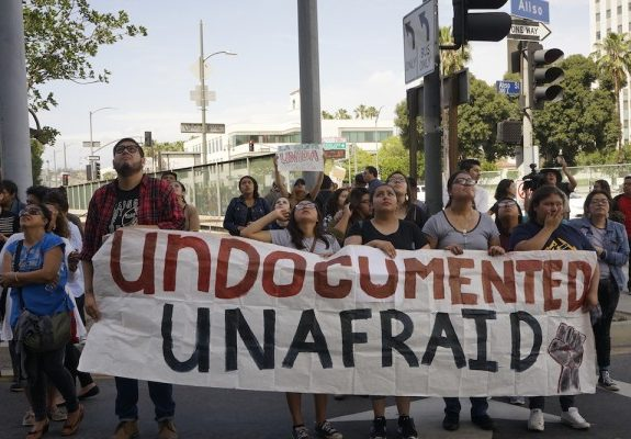 How a Poet's Powerful Example Helped Undocumented Students Own Their Visibility