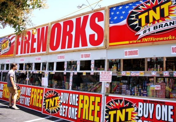 James Madison Would Have Loved the Way California Legalized Fireworks