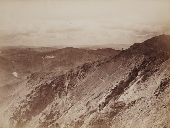 The Famous Photographer and Brilliant Scientist Who Scaled Mountains to Map California