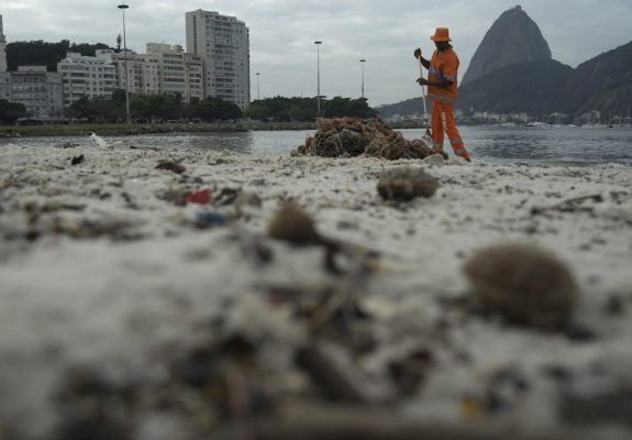Rio's Olympics Pollution Is the Tip of the Iceberg for Sports and Environmental Crises