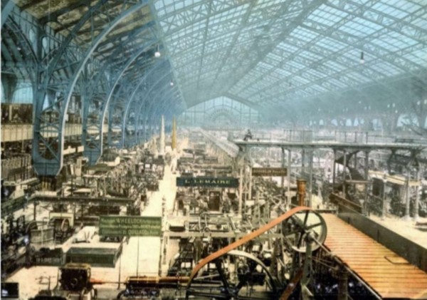 """Zócalo on KCRW » Blog Archive » In the Early 1900s, """"The Dynamo and"""