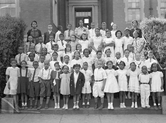 Portraits of Black Schoolchildren in the Segregated 20th Century Are the Picture of Class