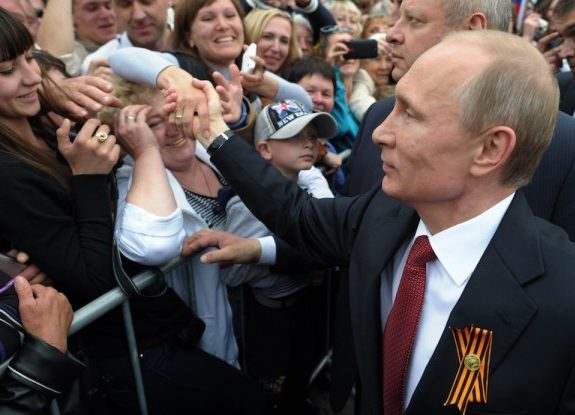 Memo to the West: Stop Giving Russians Reasons to Love Putin
