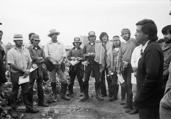 This Labor Day, Remember the Power Cesar Chavez Ignited Among Salinas's Farmworkers