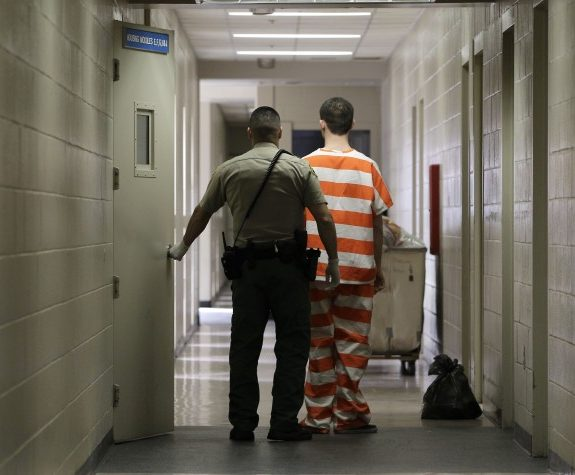 California Prison Sentences Don't Work Any More
