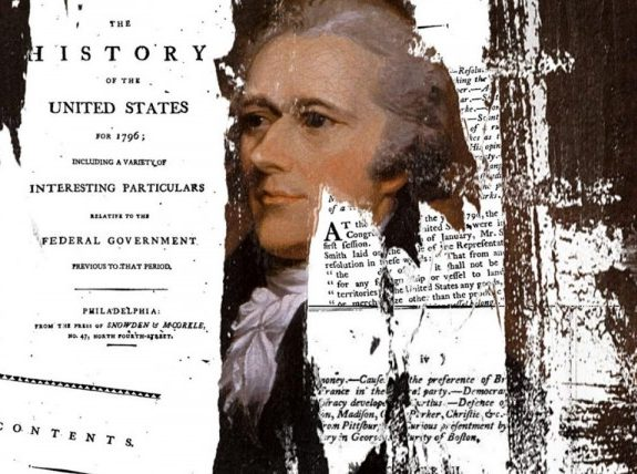 Think The Press Is Partisan? It Was Much Worse for America's Founding Fathers