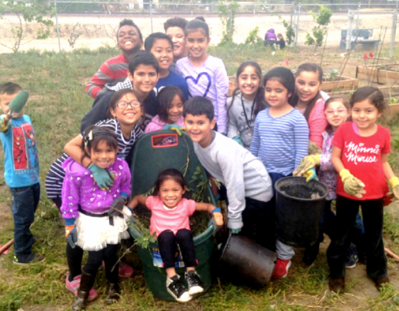 From Providing New Shoes to Fresh Veggies, Helping San Bernardino's Poorest Children Learn