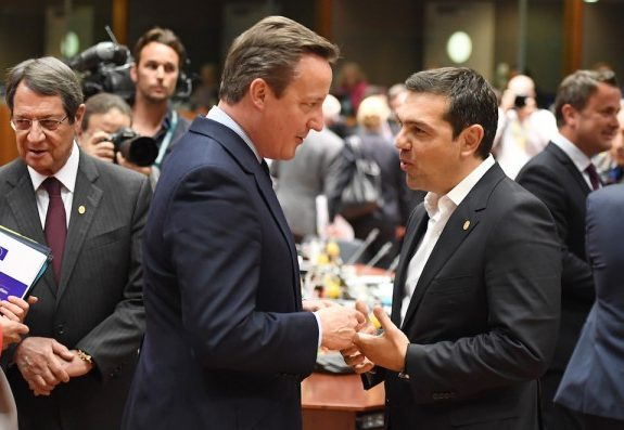 How the EU's Greek Tragedy Became a British Farce