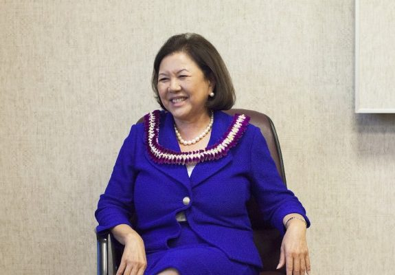 U.S.-Japan Council President Irene Hirano Inouye: If I Were an Animal I'd Be a Lion, Strong and Bold