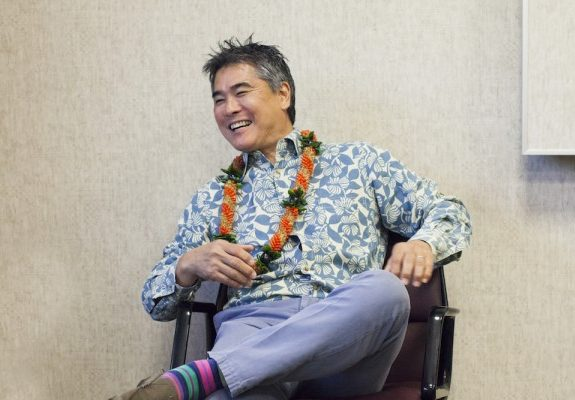 Chef and Restaurateur Roy Yamaguchi: One Thing's For Sure, I'm Not a Bitter Melon