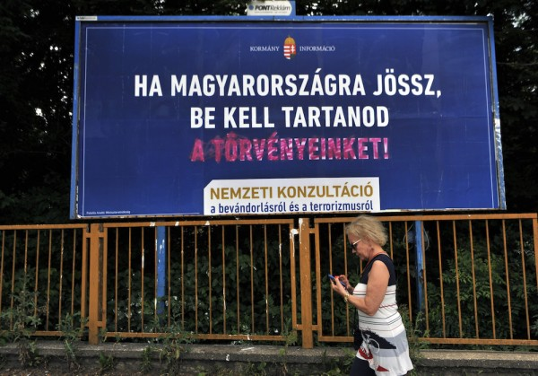 Hungary Billboard Battle