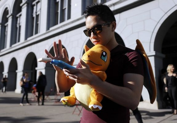 How <i>Pokémon Go</i> Can Save Lives in a Hurricane
