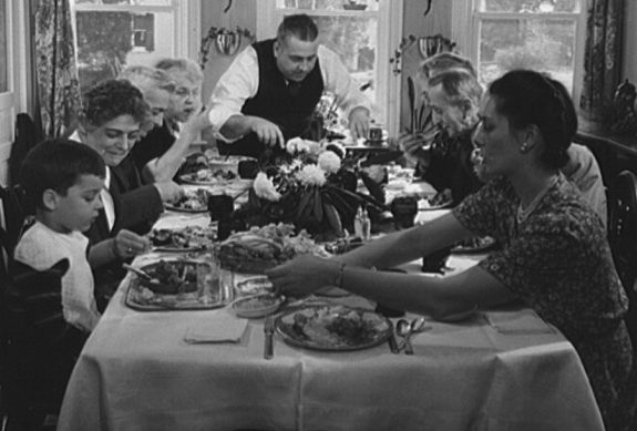 Thanksgiving Dinner Reflects Not Only Who Americans Are, but Who We Want to Be