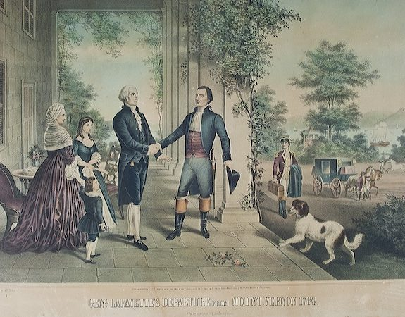 At Just 19 Years Old, the Marquis de LaFayette Traded Versailles for Valley Forge
