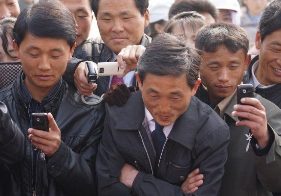 In North Korea, a Digital Footprint Isn't Worth the Risk