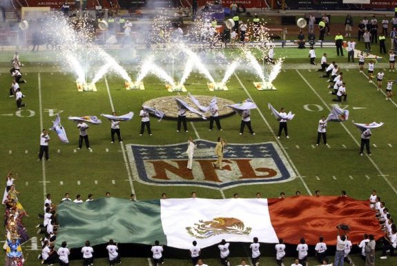 Trump's Border Wall Sidelined by Major League Sports as the NBA and NFL Woo Mexico's Fans