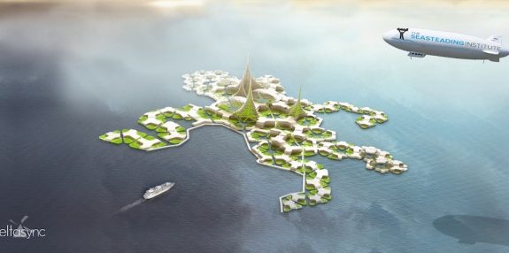 "If California Won't Build Housing on Land, Why Not ""Seasteading""?"