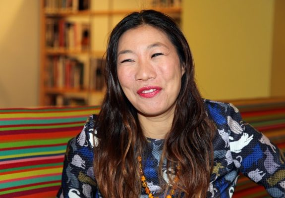 Comedian Kristina Wong Talks Imaginary Cats and Getting a 'C' in Chinese Class
