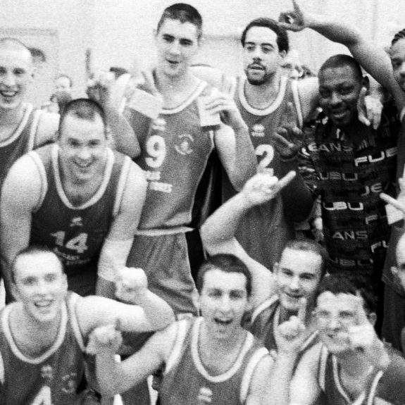 How a Burned-Out Basketball Coach Rebounded in Ireland by Learning to Love a Lost Cause