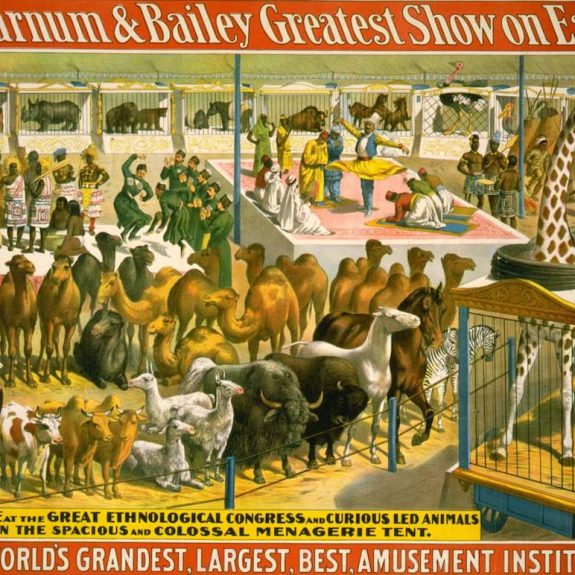 "The ""Greatest Show on Earth"" Enthralled Small-Town Crowds and Inspired Shopping Malls"