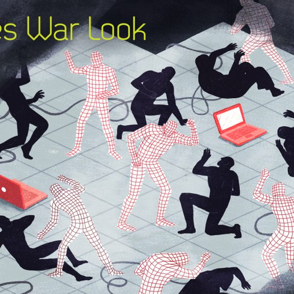 What Does War Look Like in the Cyber Age?