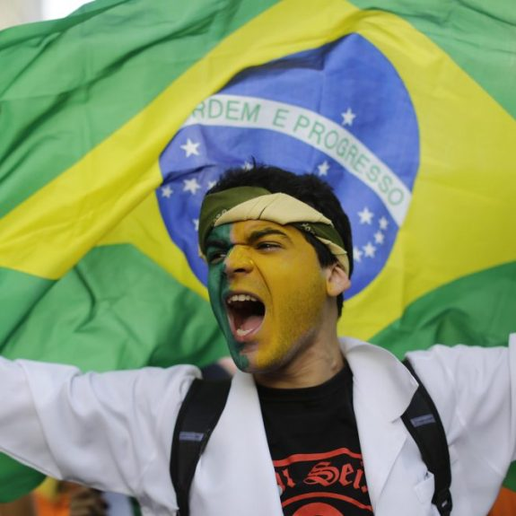 If You Want to Rule Brazil, Draw Power from the Streets