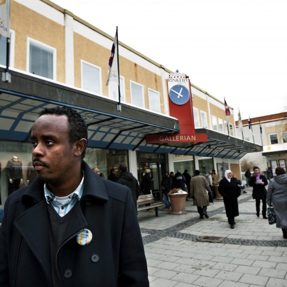 Sweden, the Land of Ikea and Abba, Is Being Reshaped by Refugees