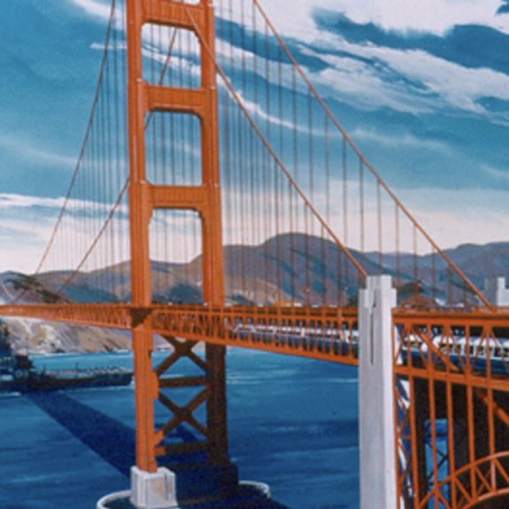 It's Time to Get on Board with Golden Gate Bridge Train Transit