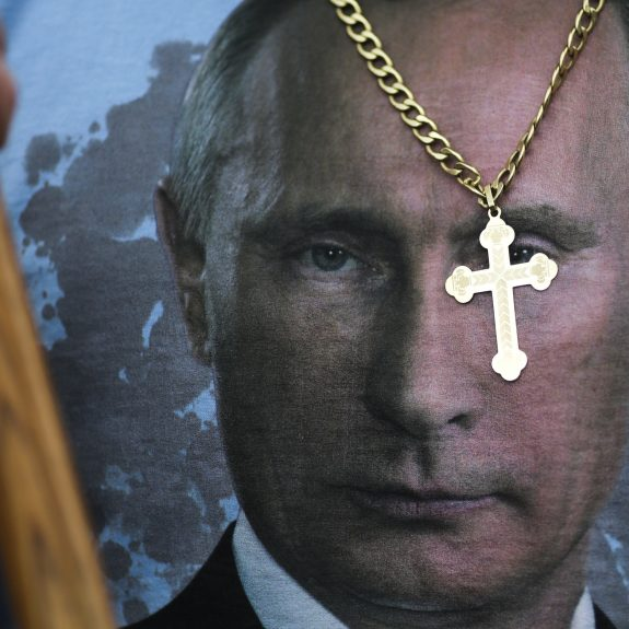 How Western Democracies, In the Kremlin's Crosshair, Can Fight Back