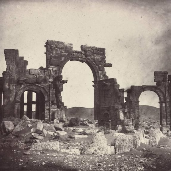 A Getty Online Exhibition Reflects Splendor and Conflict in Visions of Ancient Palmyra