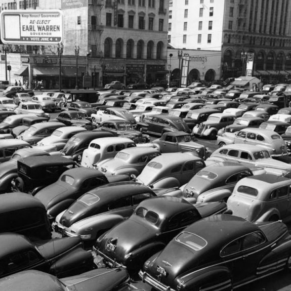 How California and Governor Warren Created a Road Map for America's Interstate System