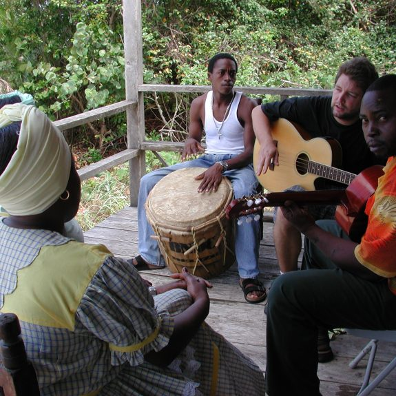 Rescuing the Vanishing Music of Belize's Garifuna People