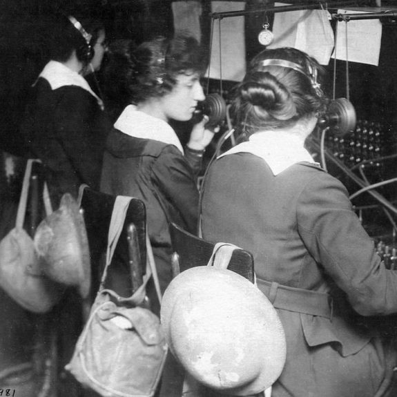 For the Female Phone Operators of World War I, a Woman's Place Was on the Front Lines