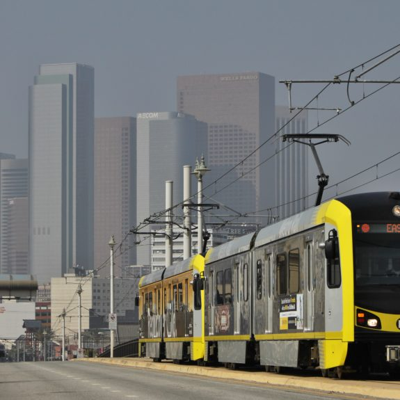 L.A.'s Revelatory Light Rail for Nerds