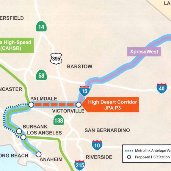 The Next Great California Bridge Should Span the High Desert