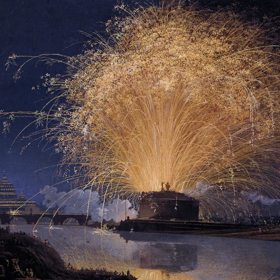 How Fireworks Helped Spark a Scientific Revolution