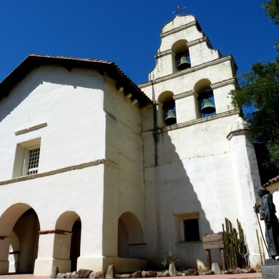 In San Juan Bautista, Site of a Famous Mission and a Hitchcock Masterpiece, It's Apocalypse—Now