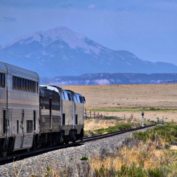 What Riding Trains Taught Me About Americans